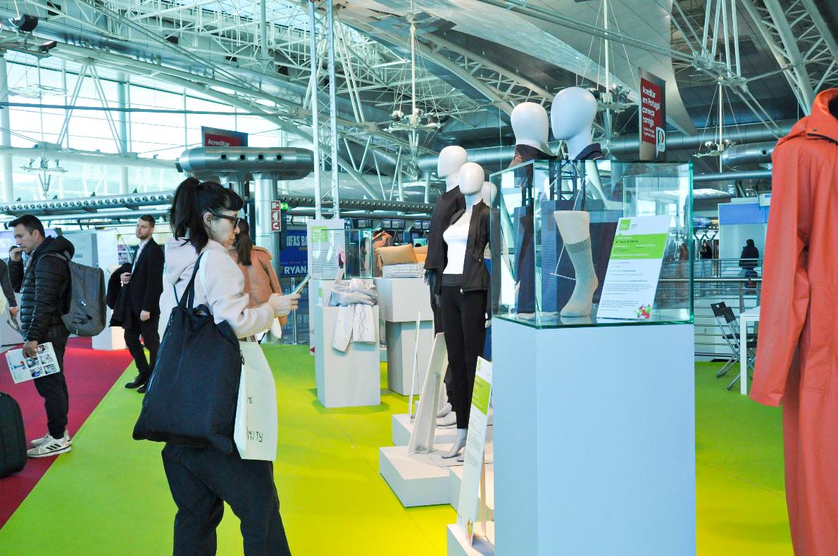 SmartX at Mod'tissimo Showcase in Porto