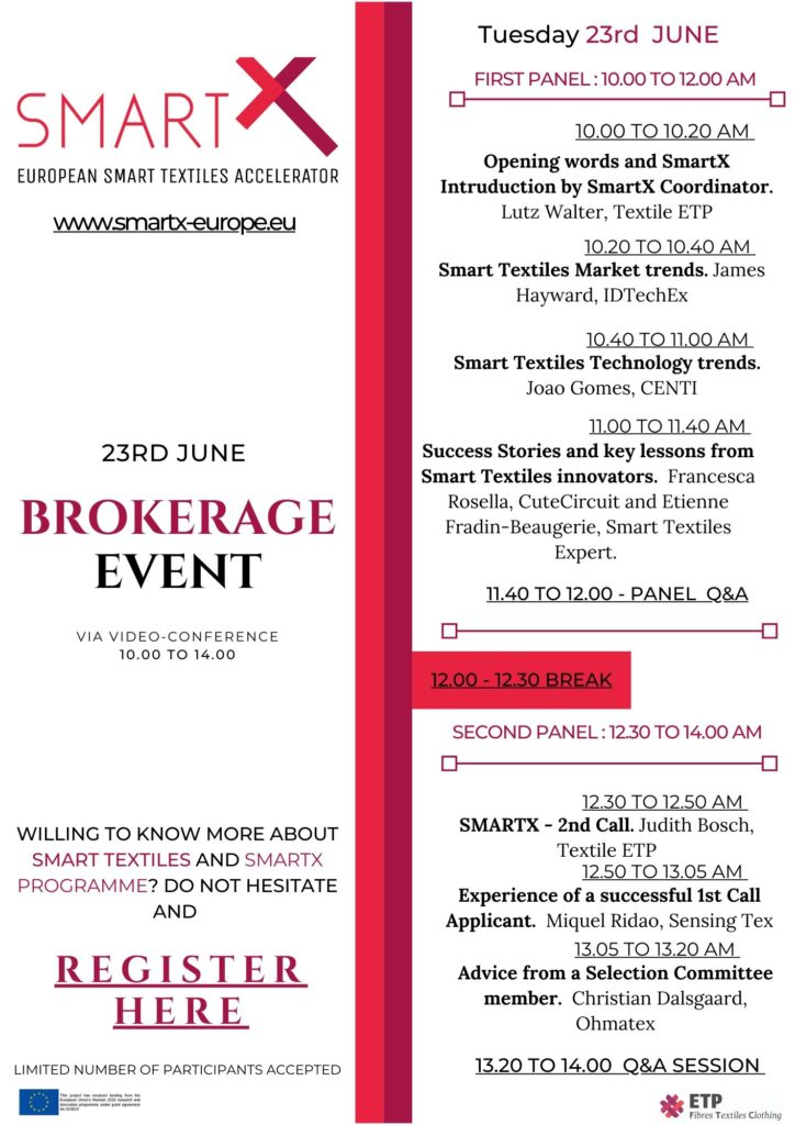 SmartX Brokerage Event