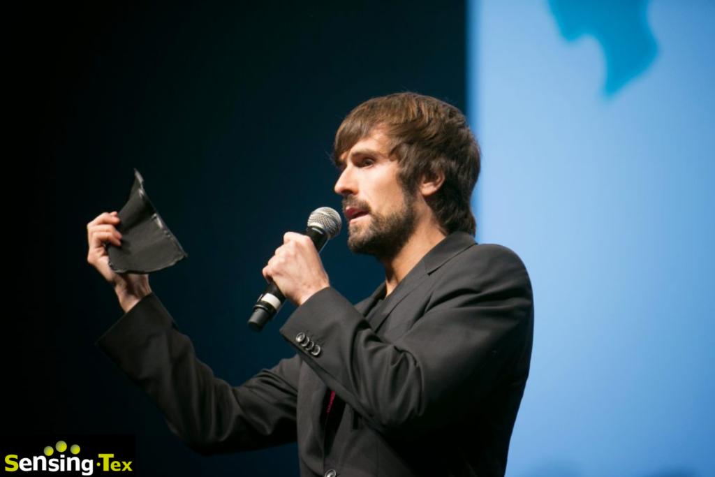 Miguel Ridao, CEO of Sensing Tex