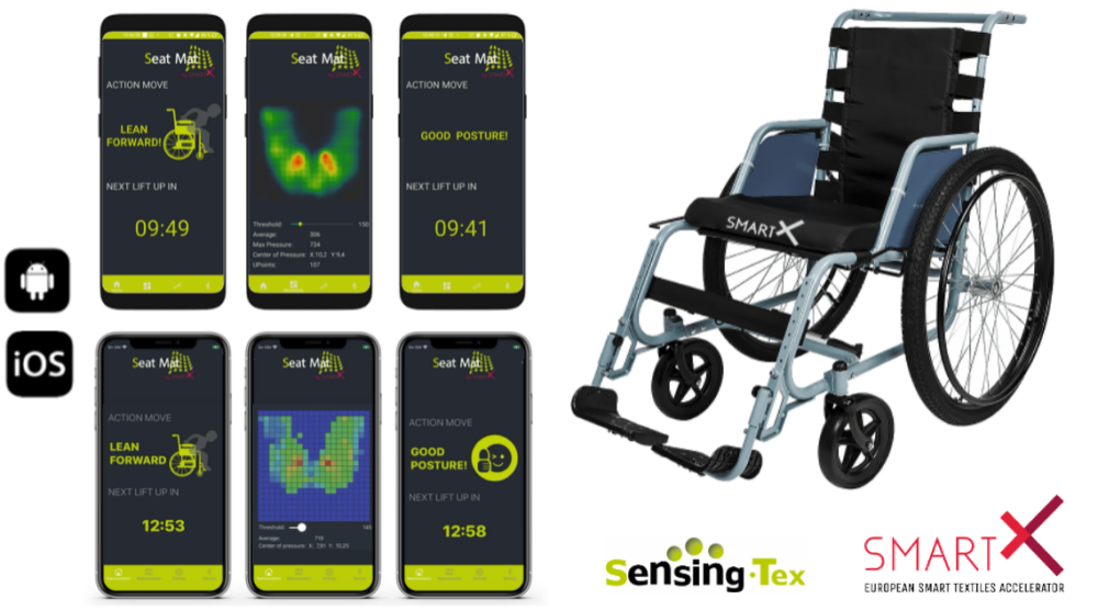 Seat Mat for Wheelchairs app