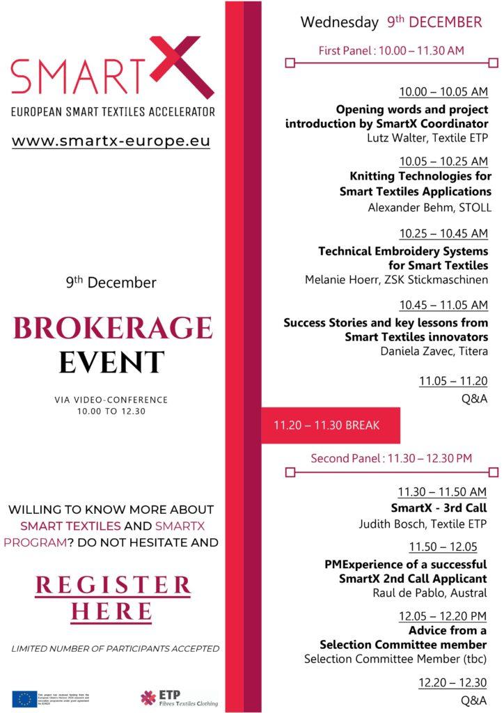 SmartX Brokerage Event