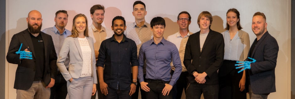 SenseGlove Team