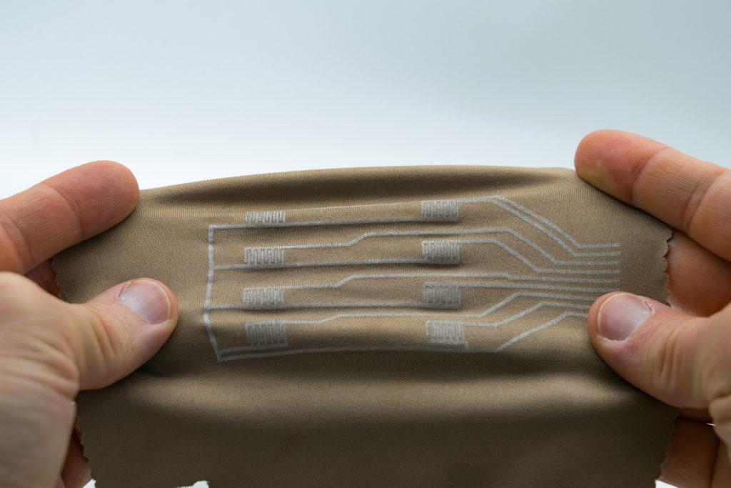 Bodt Care: smart textile for bedsore prevention