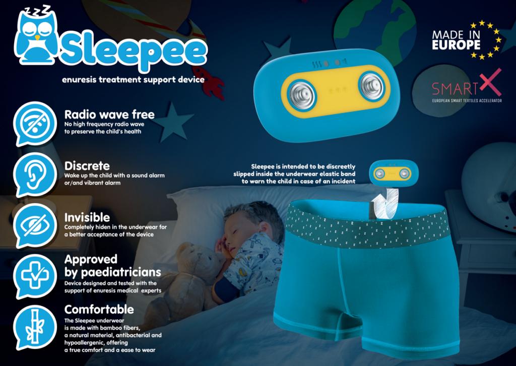 Sleepy: Smart Underwear for Potty Training
