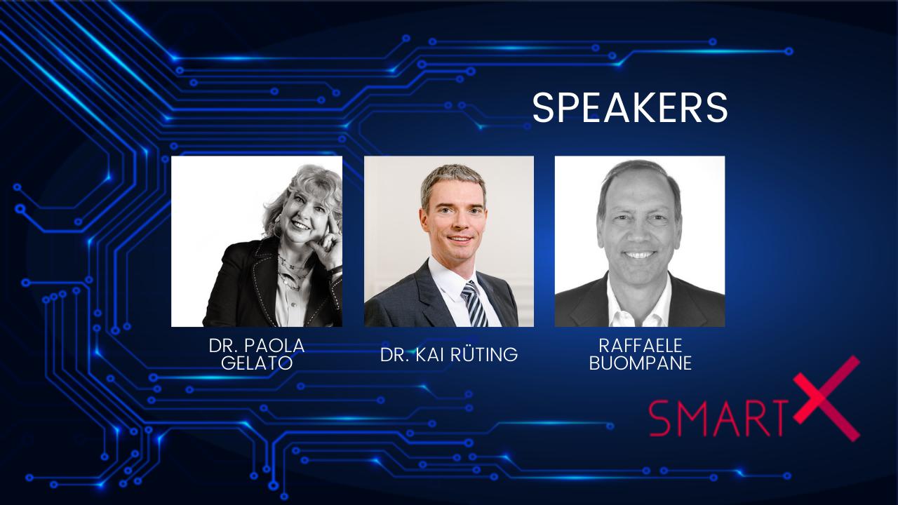 SmartX Webinar Speakers: Intellectual Property Law