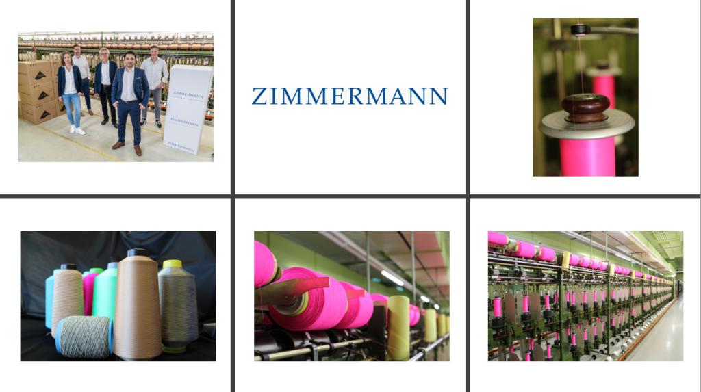 Zimmermann medical yarn producer