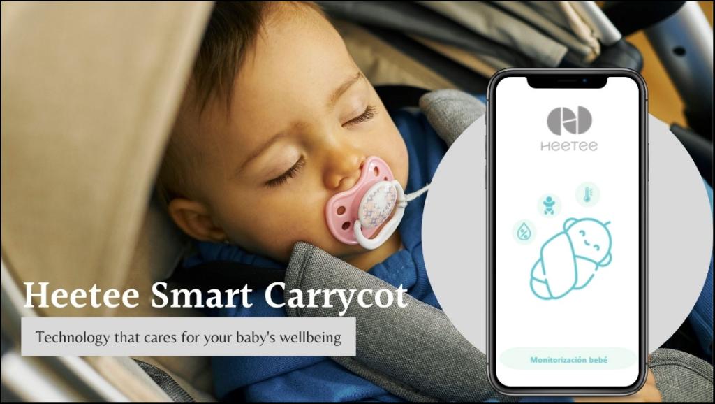 Heetee Smart Carrycot